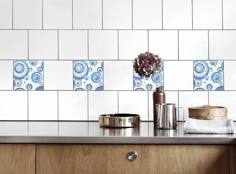 Original Tile stickers decals decorative self-adhesive image 0