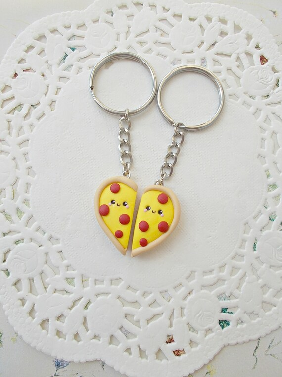 Pizza Schlüsselanhänger Weihnachts-Geschenk für ihr ihn   Etsy
