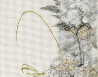 Cross-stitch kit Festival of birds manufactured by Charivna Mit\u00ae