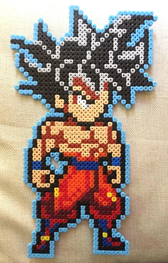 Instinct Ultra Goku Pixel Art