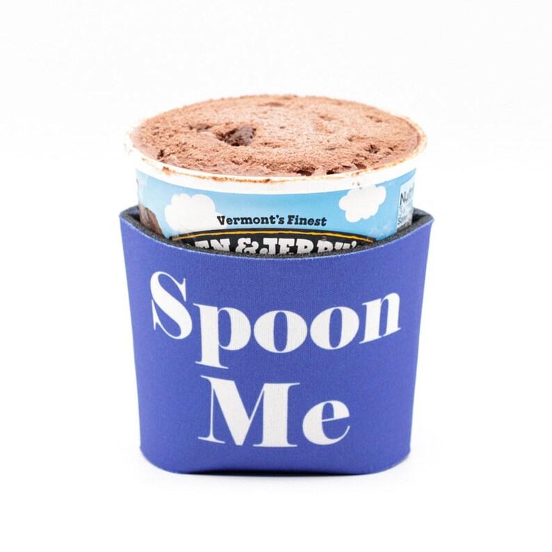 Ice Cream Cozy Blue image 0