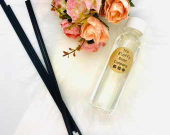 Highly Fragrance Reed Diffuser Refill Liquid