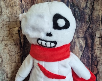After!Tale Sans inspired plush