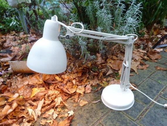 Bureau lampe de bureau vintage ikea boom lampe etsy
