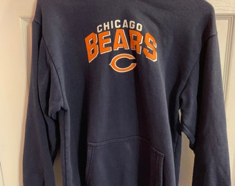 1364e450 Chicago Bears Monsters Midway NFL NFC Hoodie Size Youth XL