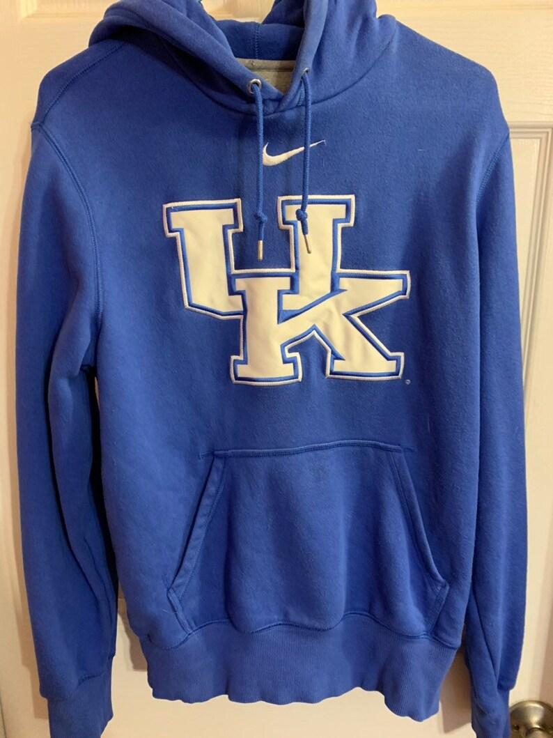 University of Kentucky Wildcats Nike Hoodie Size Medium