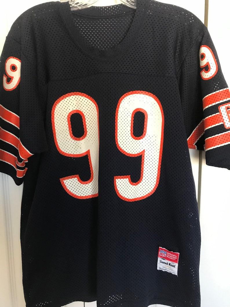 6481e015 Vintage Chicago Bears 1985 Dan Hampton Jersey Size Large | Etsy