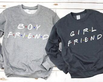Boyfriend Sweater Etsy