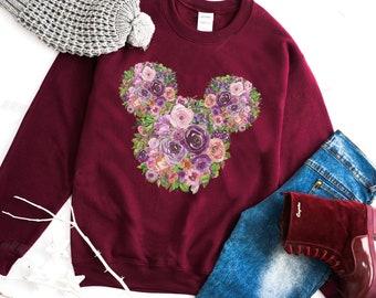 Disney Christmas Sweater Etsy