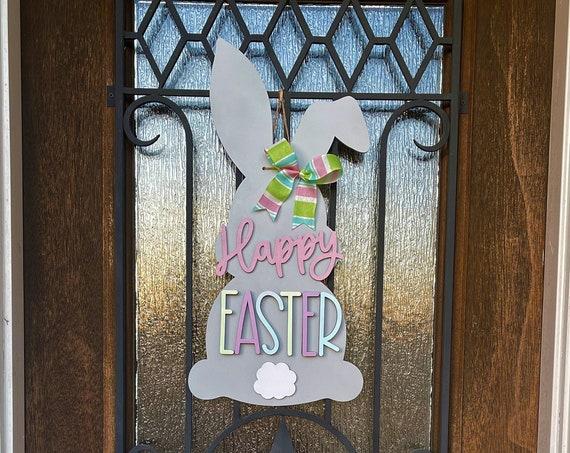 Easter Door Hanger | Easter Wreath