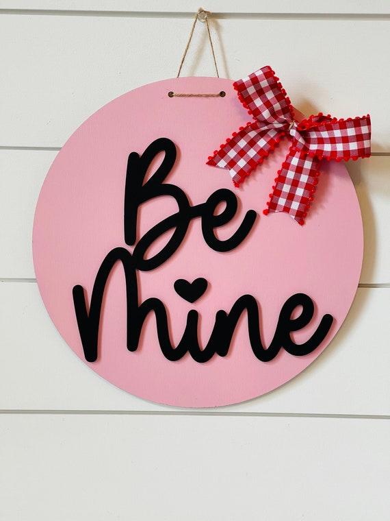 Valentine's Day Door Hanger | Valentine's Day Decor | Valentine Teacher Gift