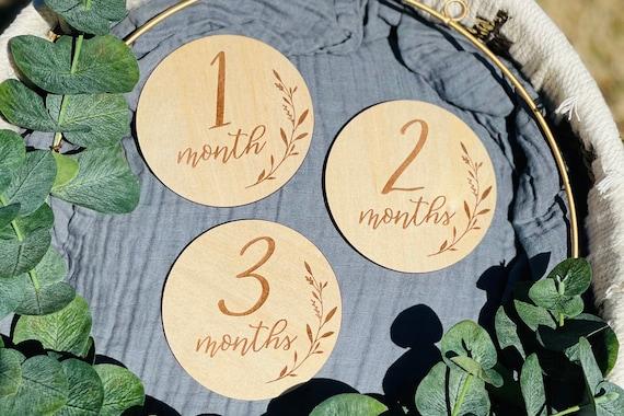 Baby Milestone Cards | New Baby Gift