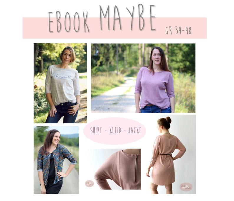 ebook   Maybe   shirt-dress-jacket Gr. 34-48 image 0