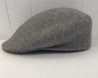 c0d3a514df63b Amazing grey Biltmore flat cap
