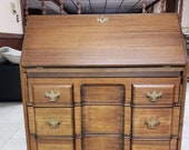 Maddox Chippendale Drop Front Desk