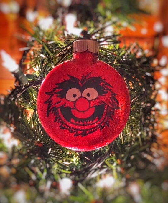 Christmas Tree Ornament Sets.Muppet Show Christmas Tree Ornament Collection Kermit Miss Piggy Fozzie Bear And More Read Description For Free Ornament Offer
