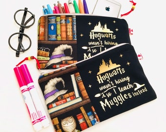 Hogwarts Ravenclaw House Personalised Pencil Tin Case Harry Potter Inspired