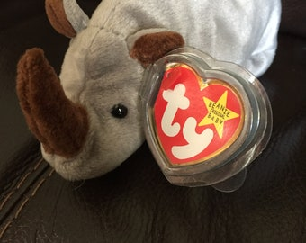 e480b78b6a7 Spike Ty Beanie Baby Extremely Rare
