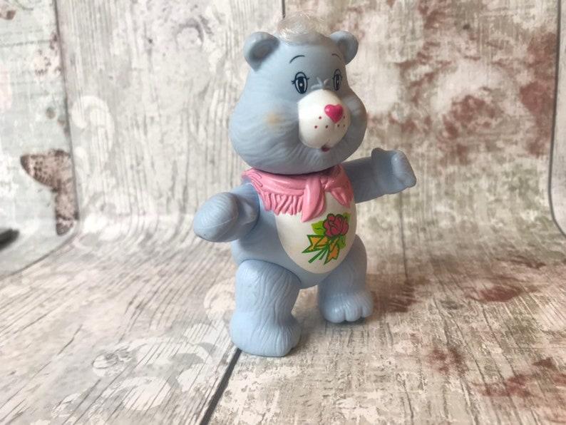 Grandma Grams Care Bear  Mint Condition  Vintage Care Bear  Original Grandma Grams  1980\u2019s Care Bears