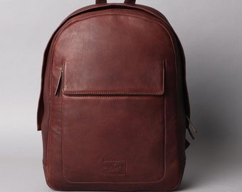 9465e2fe58ea Leather Backpack Bag