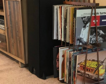 Vinyl Record Storage Rack / Stand