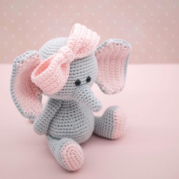 Amigurumi crochet pattern English Little Ella in her | Etsy | 570x570