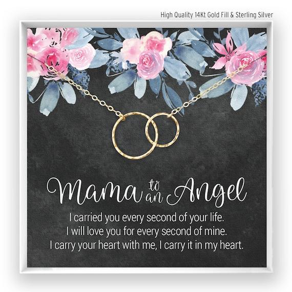 The Grandparent Gift Godmother Keepsake Angel Gold 1 Pack Silver