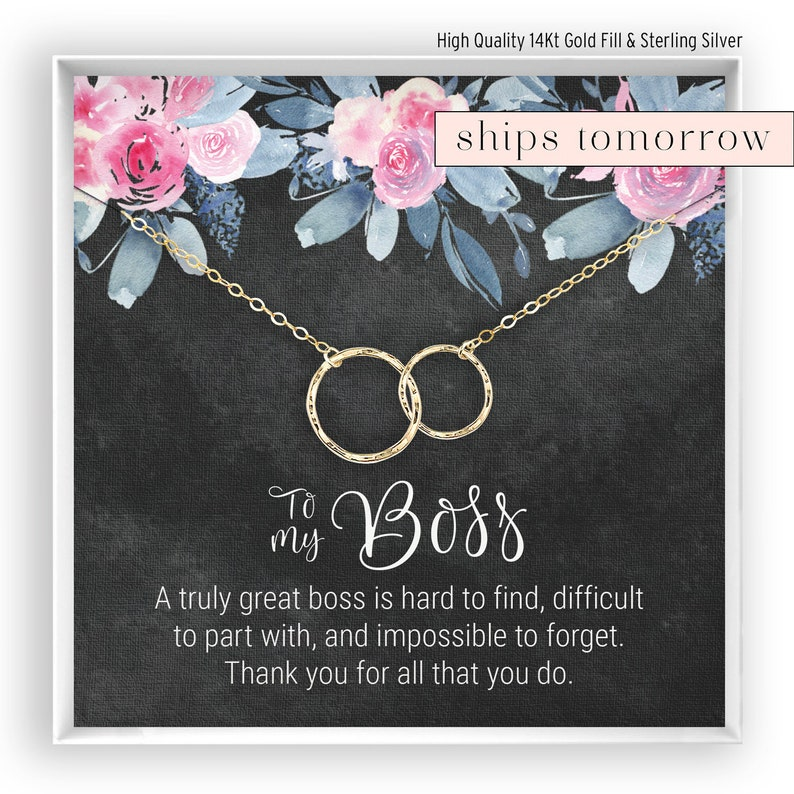 Necklace for Lady Boss