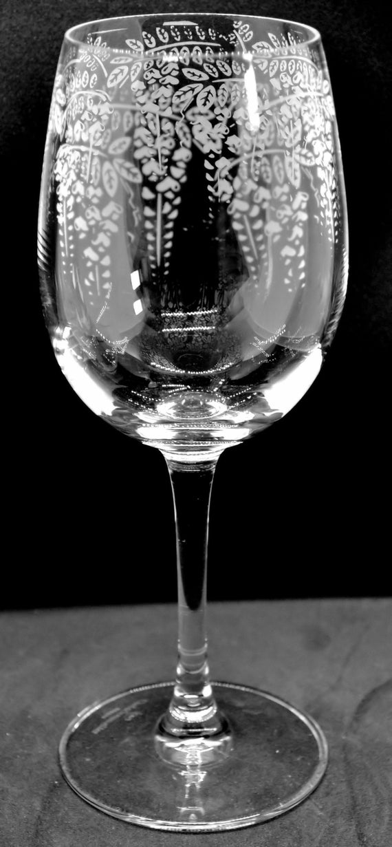 Dachshund Dog Frieze Boxed 35cl Wine Glass