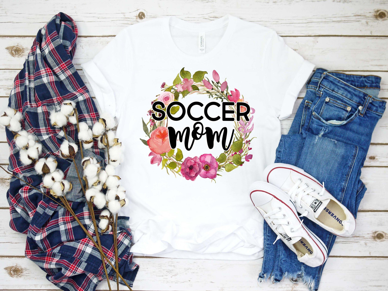 Soccer Mom Shirt Mom T-shirt Sports Mom Shirt Soccer Mom T-shirt Soccer Tee Shirt Soccer Mama Cute Soccer Shirt Soccer Game Shirts Unisex Tshirt