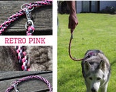 "Paracord Guide Line / Training Line ""Retro-Pink"""