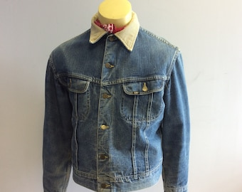 c906e7028e 70 s Lee Stormrider Denim Jacket