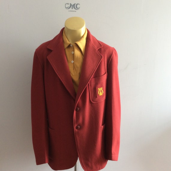 Vintage 1940's college,Varsity Sports Coat ,blazer