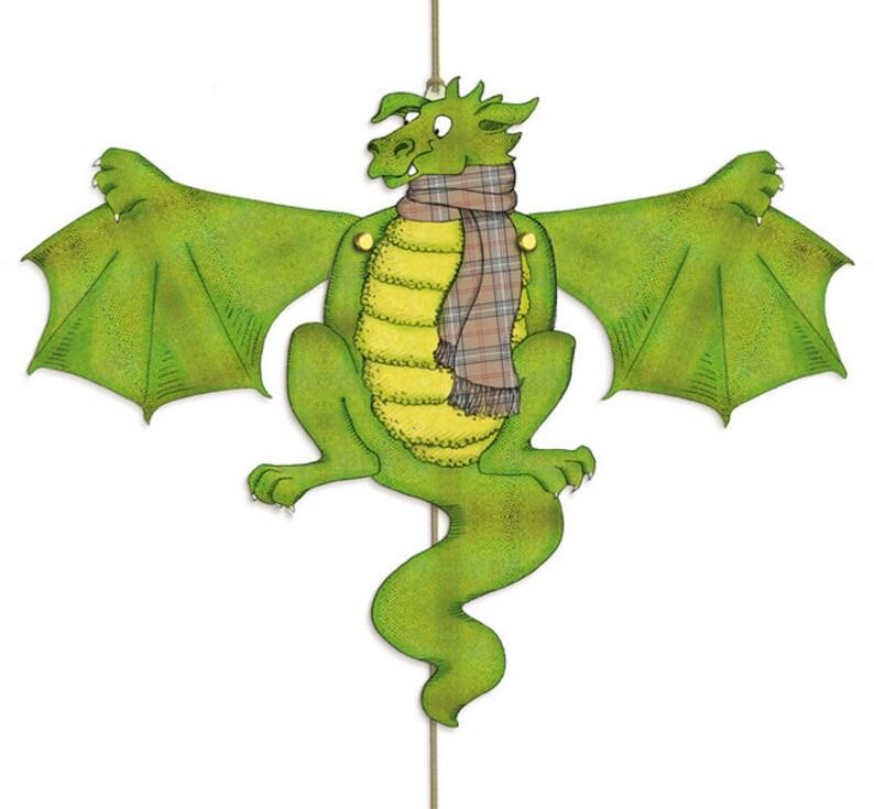 Craft Bow Hampel  Dragon image 0