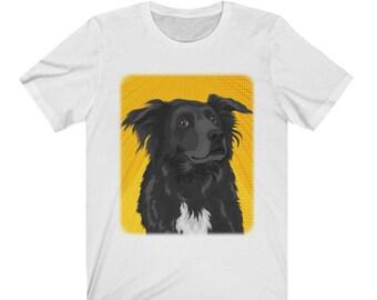 d66210ce3 Custom Pet Portrait T-Shirt