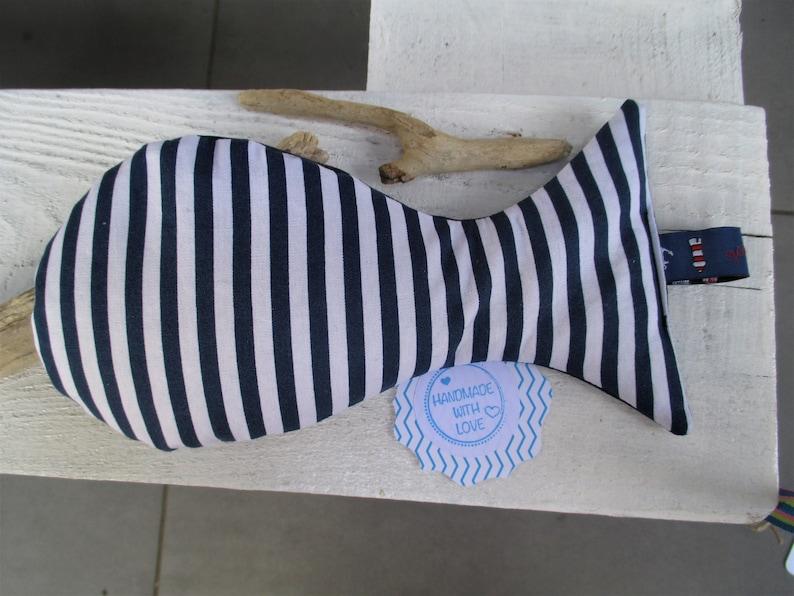 Baby grainfish Ole maritim dark blue or light blue white dunkelblaugestreift