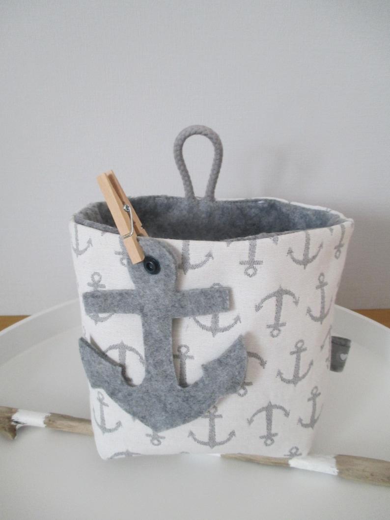 Maritime utensilo medium size see description in grey with image 0