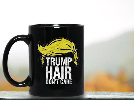 Photo Semi Glossy Donald Trump And Barron Print