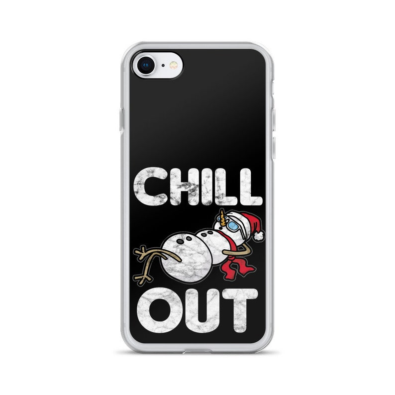 Chill Out iPhone Case-fashion statement-statement phone case-phone case covers-statement accessory-mobile phone case-glamorous phone case