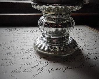 Kerzenständer antik silber glas u guten bilder