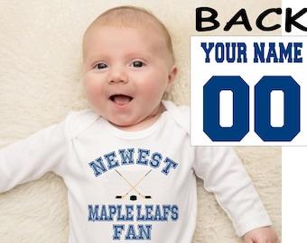 Canada Maple Leaf Newborn Infant Cotton Bodysuit One Piece Infant Short Sleeve Romper Jumpsuit
