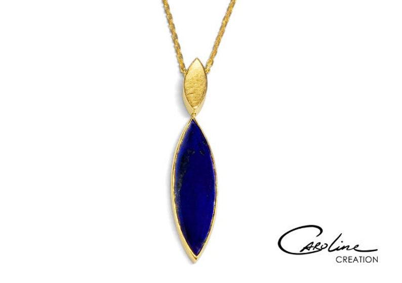 Trailer  Night sky  Gold  Lapis lazuli image 0