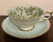 Rare find Paragon Double warranted cup and saucer