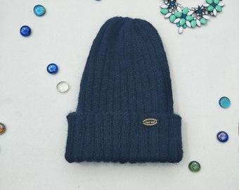 829fe9086fc women s handmade knit hat