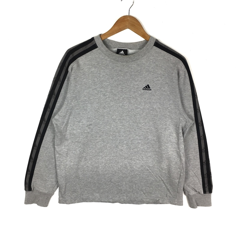 adidas equipment sweatshirt grey
