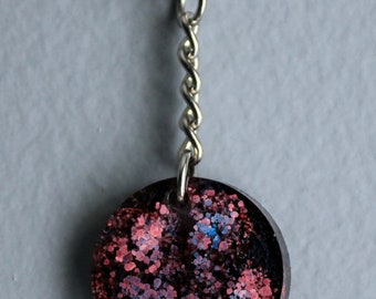 Resin Keychains - Circle 48bf2f631