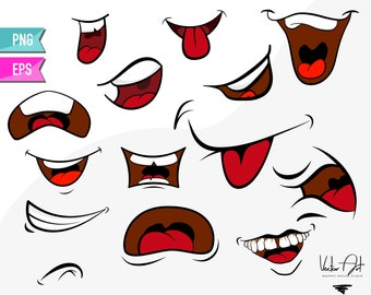 Mouth Clipart Etsy Clip art smile mouth tongue transparent image format: mouth clipart etsy