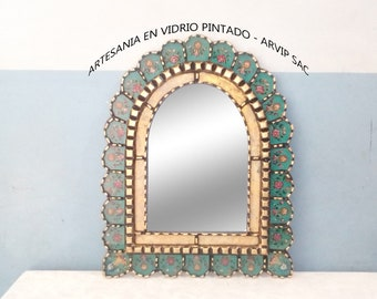 antique wall mirrors victorian turquoise decorative wall mirror 20 mirror etsy
