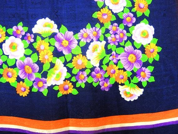 Yves Saint Laurent Seventies silk scarf - image 4
