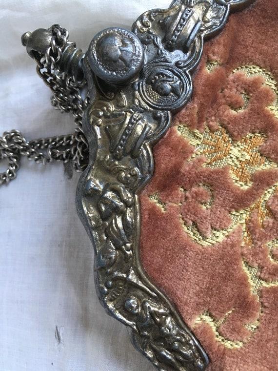 Vintage Edwardian Handbag - image 8
